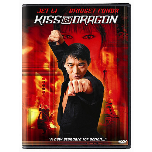 Kiss of the Dragon Jet Li and Bridget Fonda