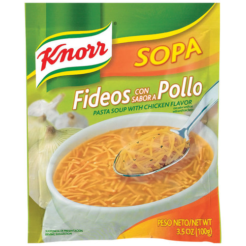 Knorr Pasta With Chicken Soup, 3.5 oz