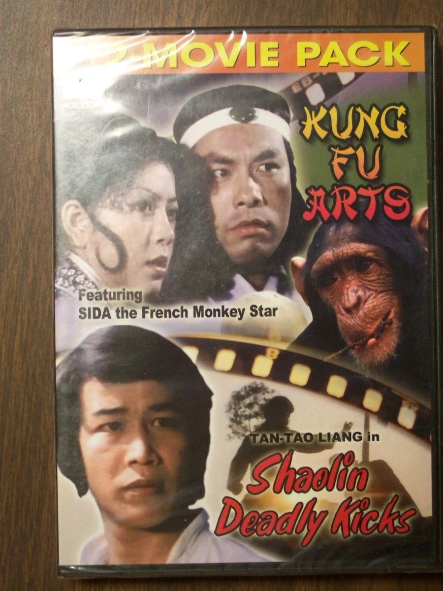 Double Feature~~ Kung Fu Arts / Shaolin Deadly Kicks