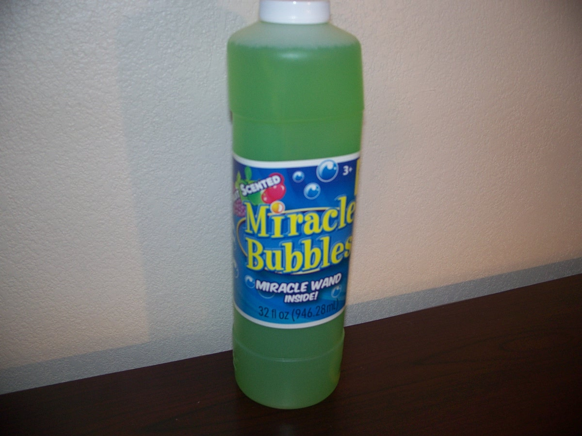 Miracle Bubbles ( Green )