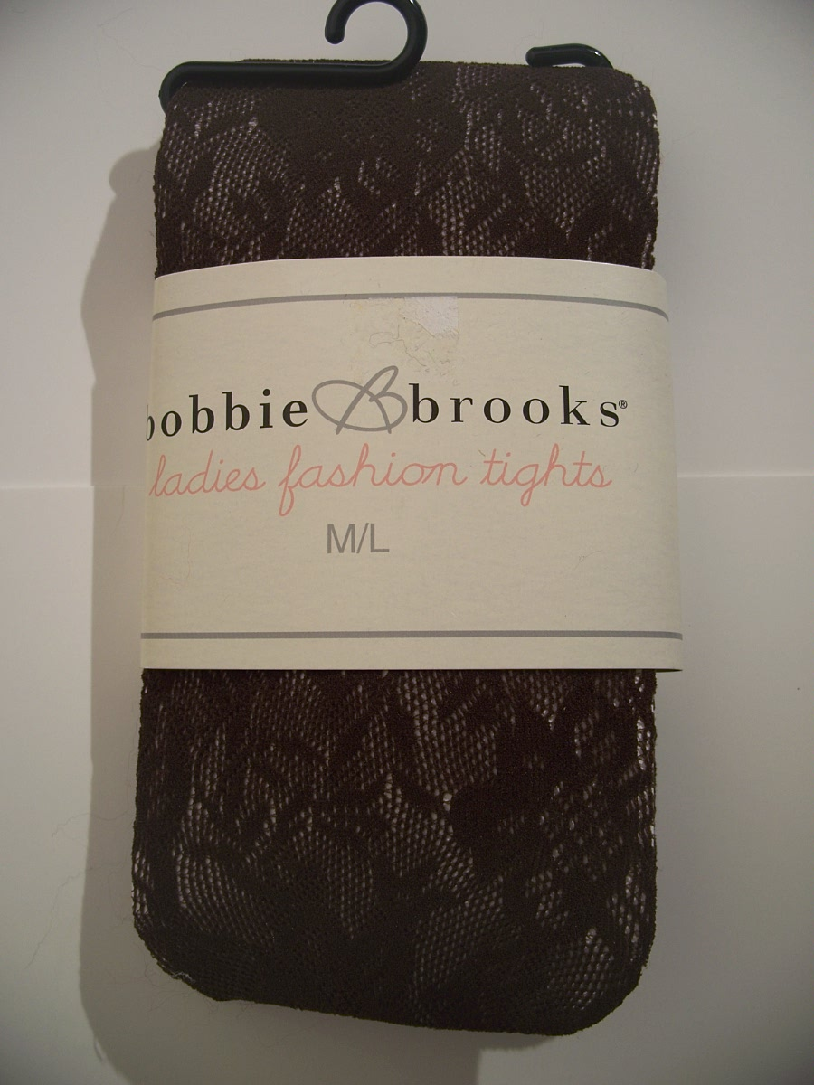 Bobbie Brooks Ladies / Womens Fashion Tights