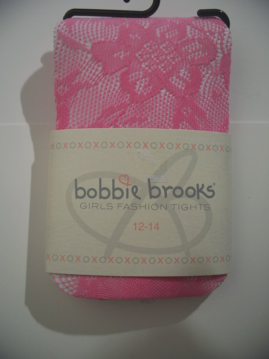 Bobbie Brooks Girls Fashion Tights