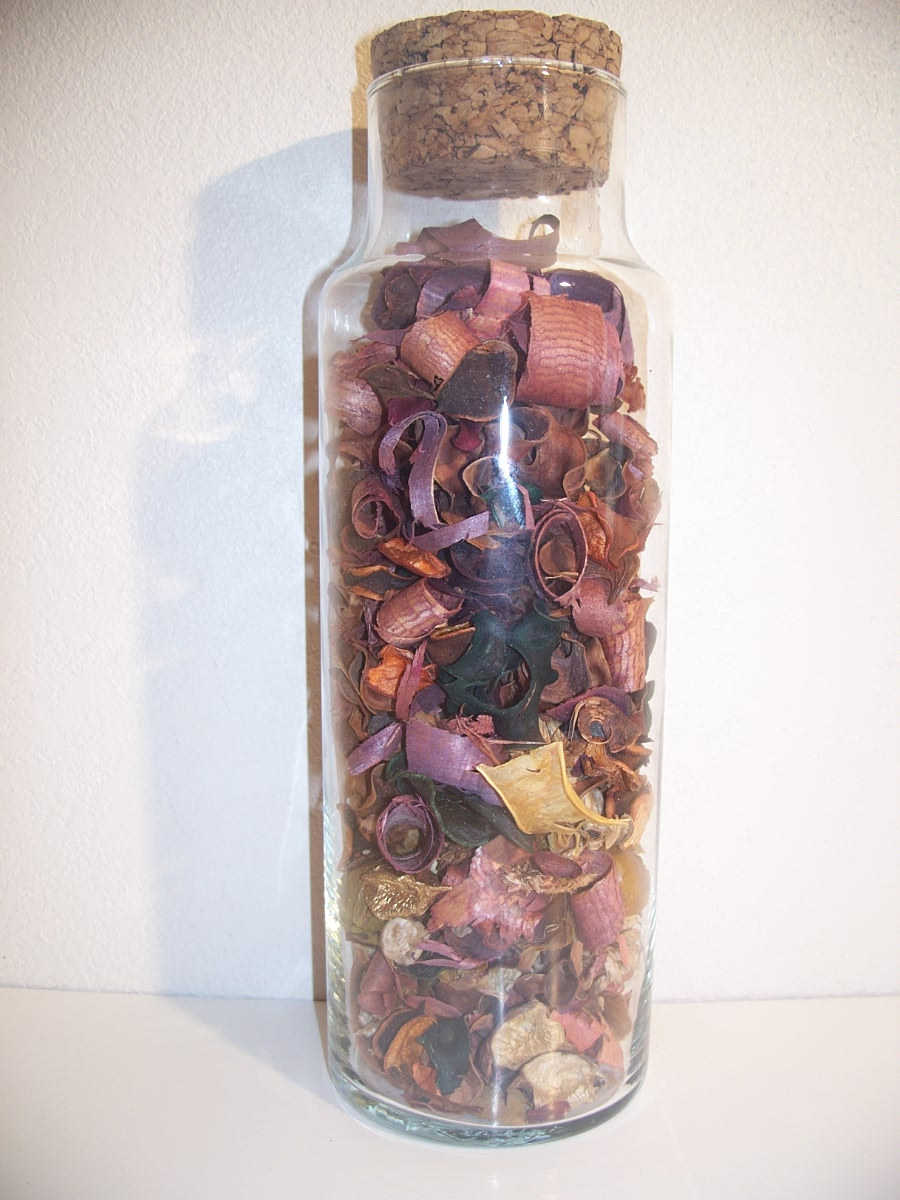 Large Handcrafted Potpourri Air Freshener
