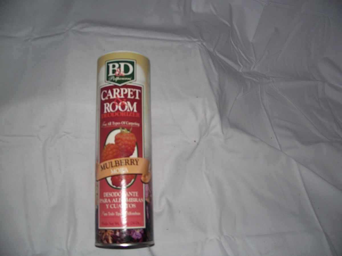 B & D Carpet & Room Deodorizer Mulberry