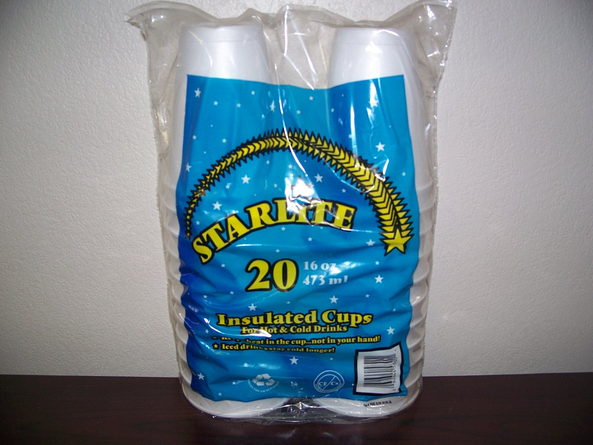StarLite 16 oz. Insulated Cups 20 pk