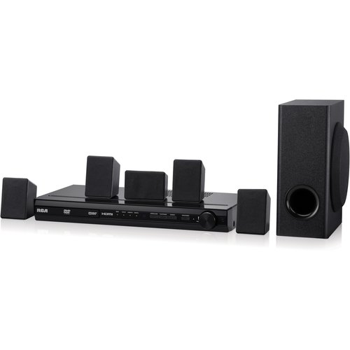 RCA DVD 100W Home Theater with HDMI RTD3236EH