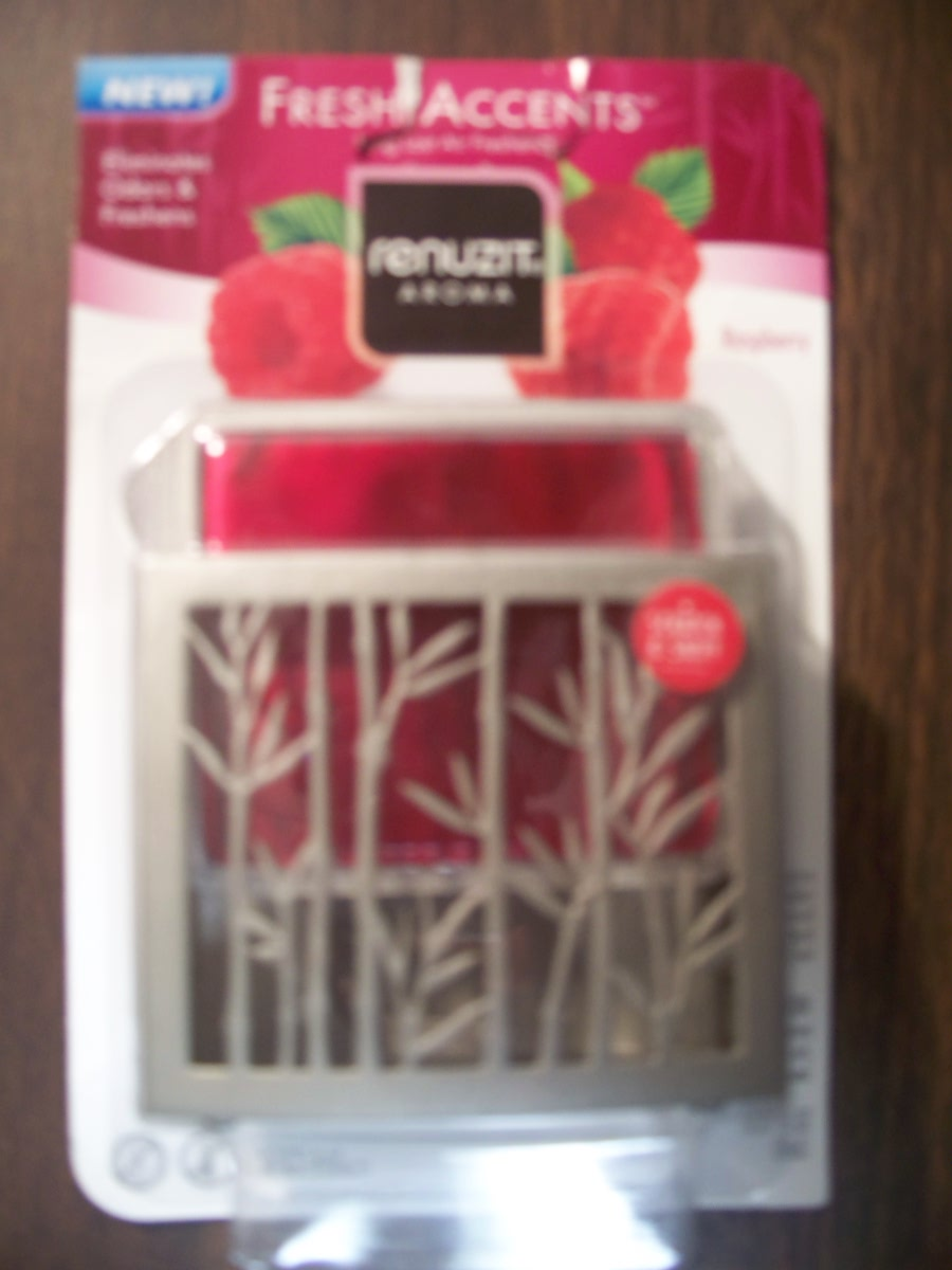 Renuzit Aroma Fresh Accents Raspberry Air Freshener