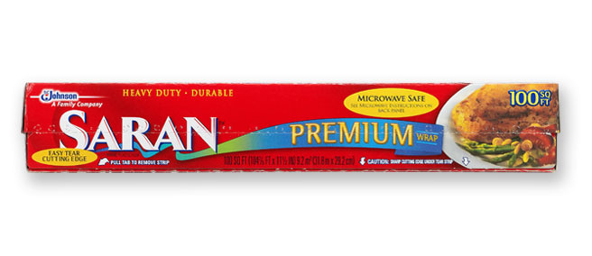 Saran Premium Wrap 100 sq. ft.