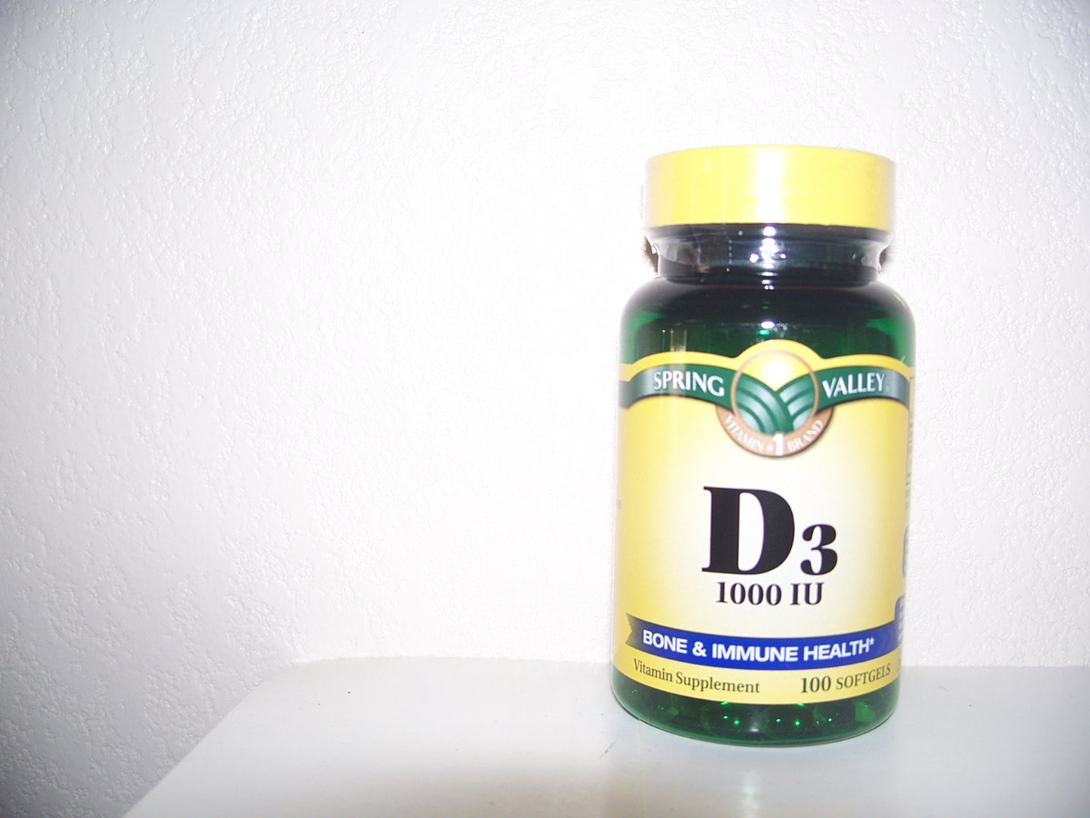 Spring Valley High-Potency D Dietary Supplement Softgels, 1000 I