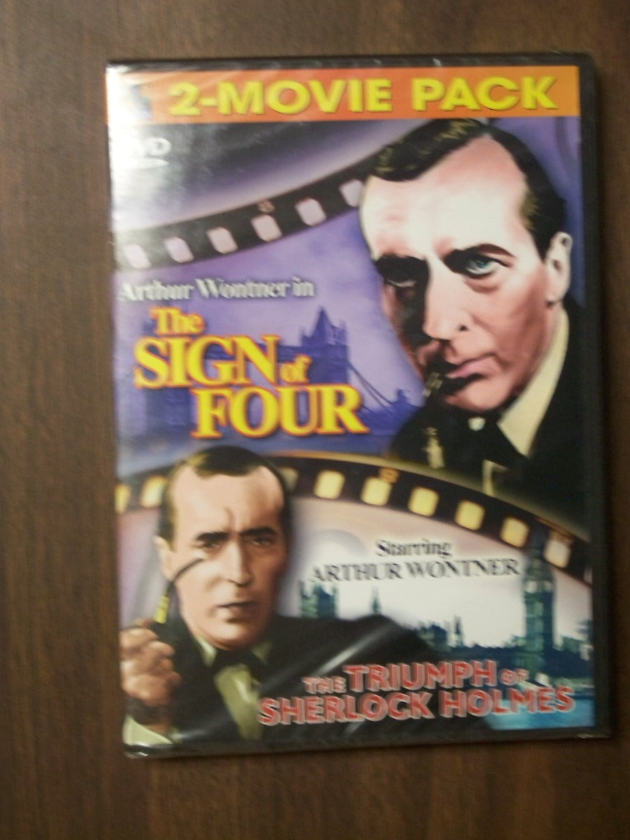 Doulbe Feature~~The Sign of Four/The Triumph of Sherlock Holmes