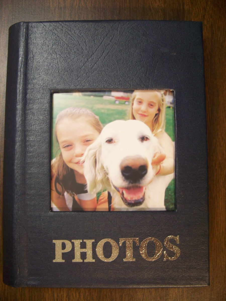 Small Photo Album(navy blue)