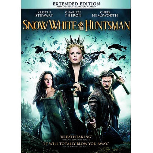 Snow White & The Huntsman (Anamorphic Widescreen)