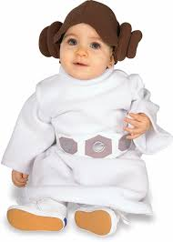 HALLOWEEN STAR WARS FOR 1 - 2 YS