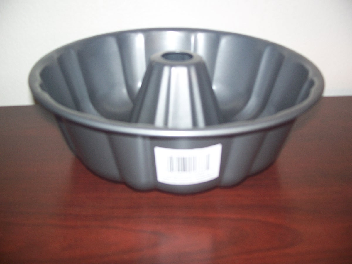 Metal Cake Mold/Pan