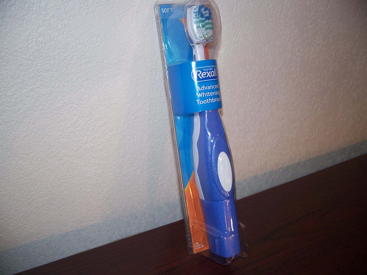 Battery Powered Toothbrush