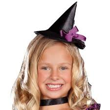 Totally Ghoul Sweet LIL' Treat Halloween Mini hat Ages 10-12