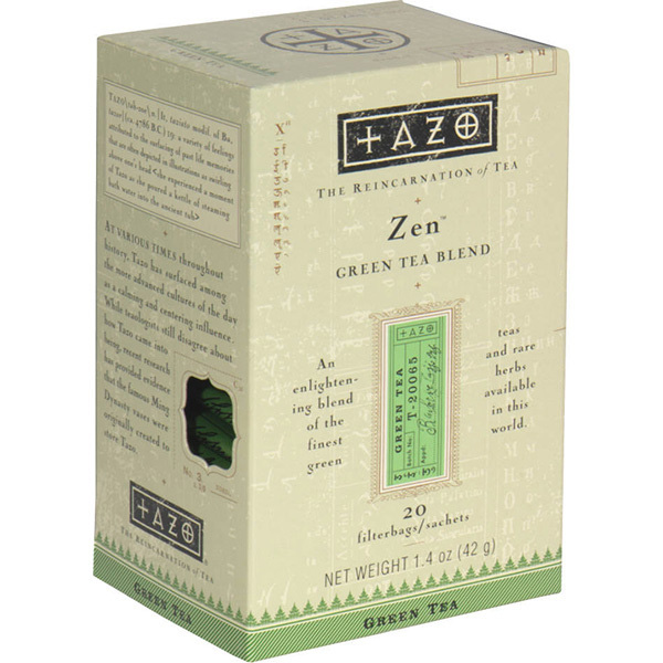 Tazo Zen Green Tea, 20ct