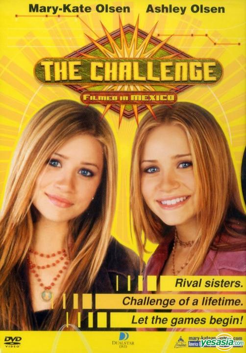 The Challenge Mary - Kate and Ashley Olsen