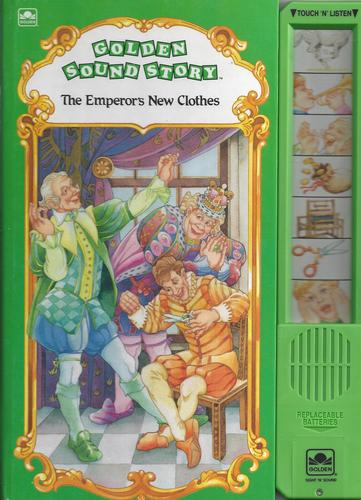 Golden Sound Story Book - The Emperor's New Clothes