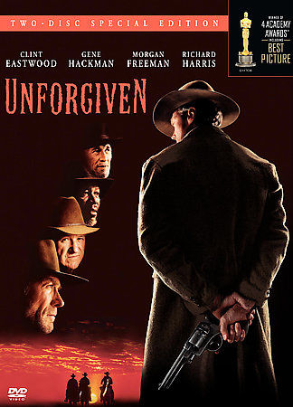 The Unforgiven DVD, 2002, 2-Disc Set, Two Disc Special Edition