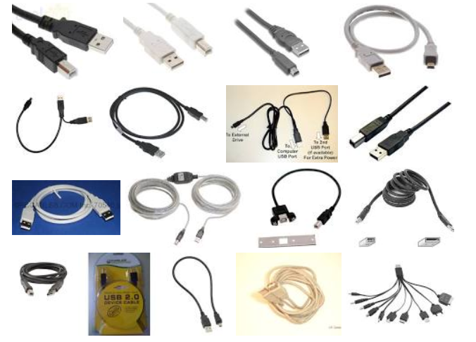 USB Device Cables