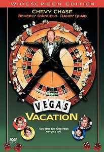 Vegas Vacation DVD - Chevy Chase