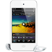 Apple iPod touch 8GB (4th Gen), White